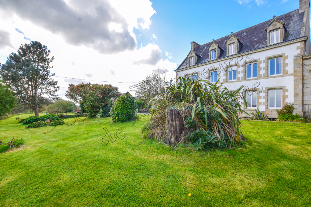 Superb For Sale Manor House And Outbuildings On 15 Hectares Southern Finistere Download Free Architecture Designs Scobabritishbridgeorg